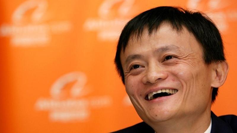 Jack Ma en Forbes