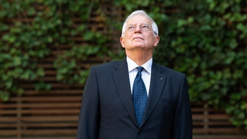 Josep Borrell Fontelles, Ministerio de Asuntos Exteriores y de Cooperacion