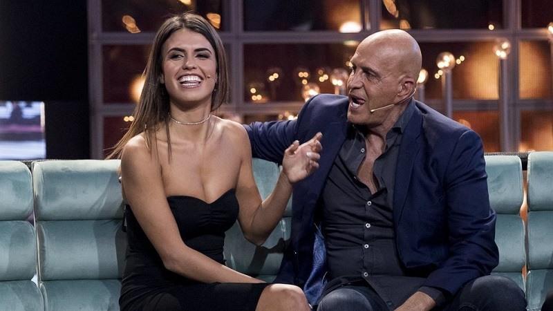 Kiko Matamoros y Sofia Suescun en la primera gala de Gran Hermano VIP 6