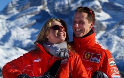 """Trasciende una carta privada de la esposa de Michael Schumacher donde lo elogia como """"un luchador"""" que """"no se rendirá"""""""