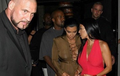 Ex guardaespaldas de Kim Kardashian demandado por robo ocurrido en París