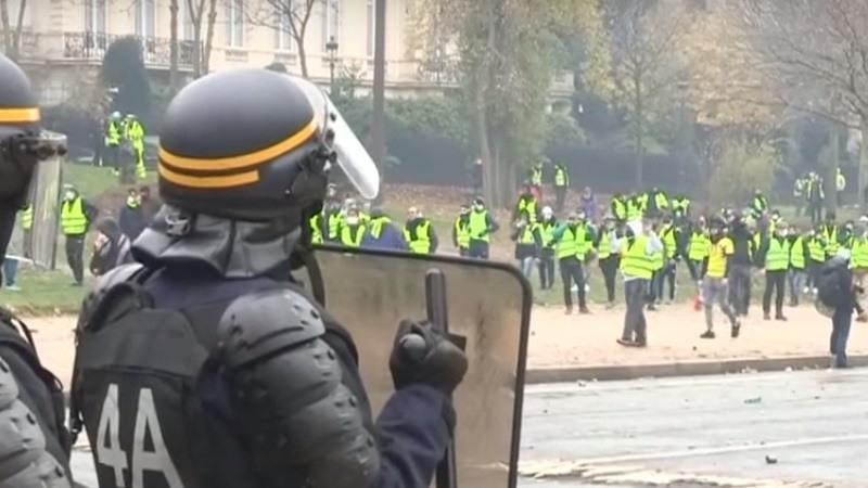 La violencia en Paris fue de una gravedad sin precedentes