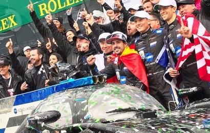 Sublime victoria de Fernando Alonso en las 24 horas de Daytona