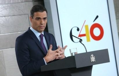El Gobierno de Sánchez llevará los Presupuestos al Consejo de Ministros este viernes