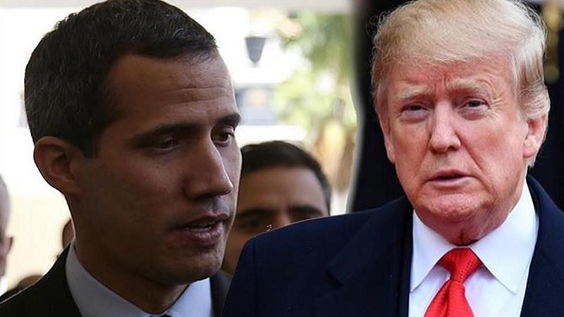 Trump llama a Guido