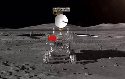 China aluniza con éxito la 'Chang'e 4' en la cara oculta de la Luna