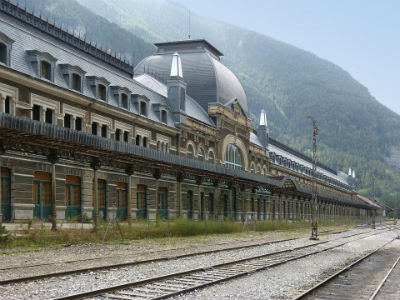 Canfranc Aragon