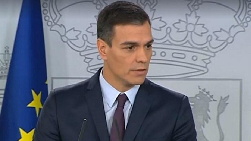 Pedro Sanchez anuncia elecciones generales para el 28 de abril