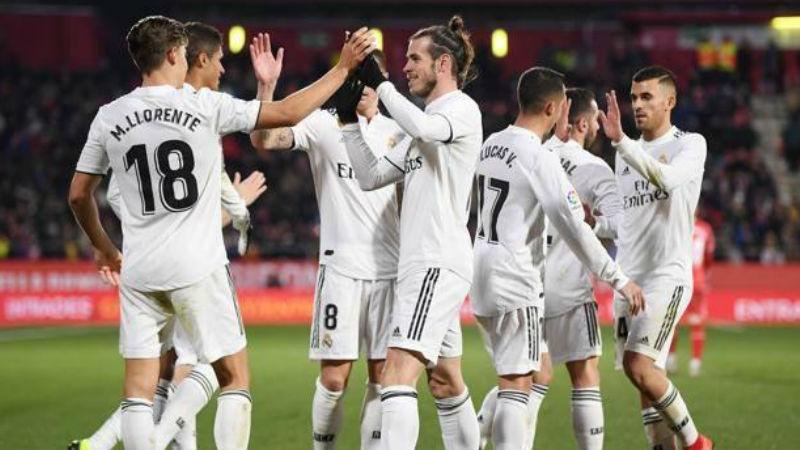 Semifinal Real Madrid Barcelona 2019