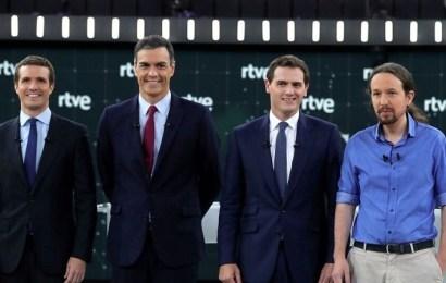 ¿Quién crees que ha ganado el debate electoral de TVE?