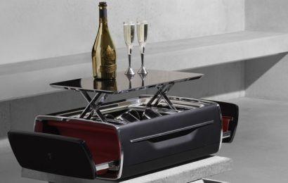 Rolls-Royce revela su cofre de champagne