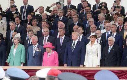"""75 aniversario del """"Día D"""": el mundo recuerda el desembarco de Normandía"""