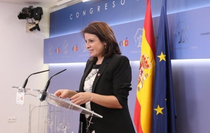 """Lastra denuncia que Casado y Rivera quieran """"bloquear"""" el gobierno del PSOE """"que los españoles han votado"""""""