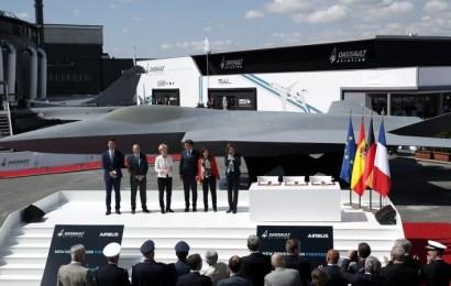España se une al proyecto franco-alemán para construir el gran caza del futuro