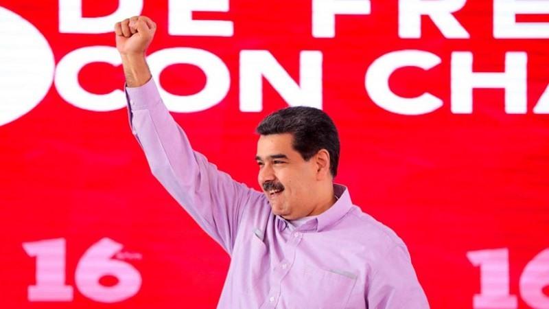 Venezuela frustro intento golpe de estado a madudo