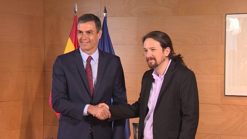 La duda de Podemos. Pedro-Sanchez-y-Pablo-Iglesias