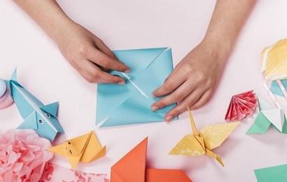 Los tipos de papeles más versátiles para realizar manualidades