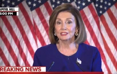 Pelosi anuncia un proceso de destitución o 'impeachment' contra Trump