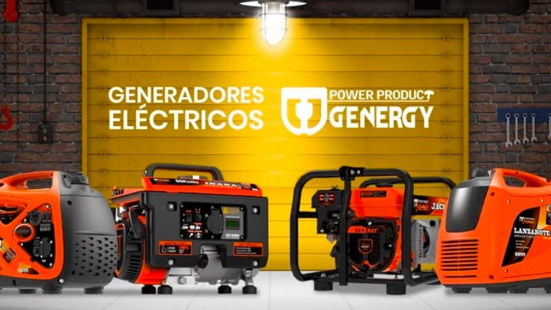 Generadores Genergy