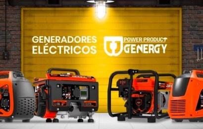 Generadores Genergy: energía pura desde La Rioja
