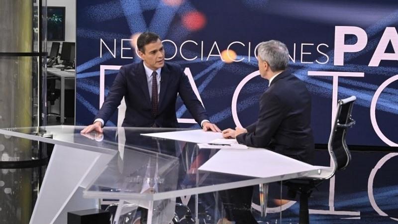 Sanchez en Antena 3