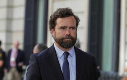 Iván Espinosa: «Están buscando la confrontación entre españoles»