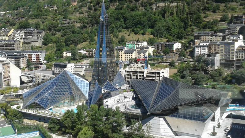 Andorra Caldea