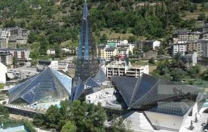 Descubre Caldea, el balneario termal en Andorra