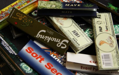 Papel de fumar: tipo de papeles, marcas y sabores