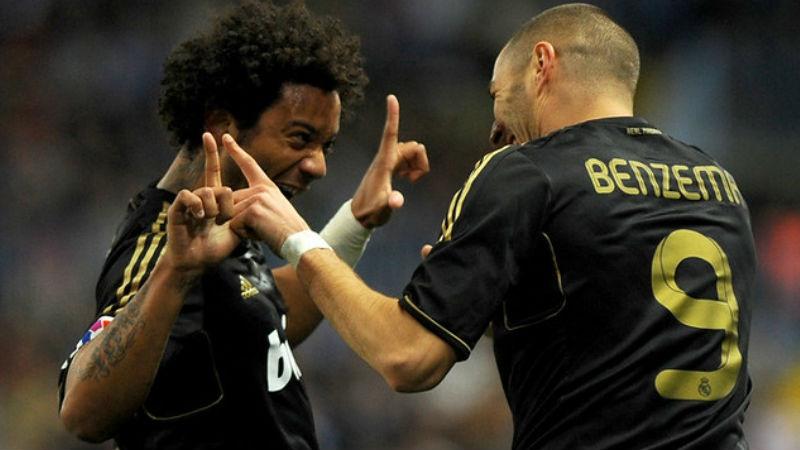 El Real Madrid sigue luchando por LaLiga