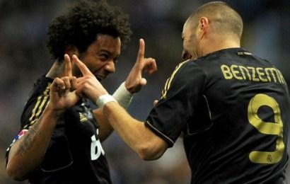 El Real Madrid sigue luchando por dominar LaLiga Santander