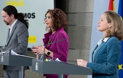 El Gobierno adopta 50 nuevas medidas para ampliar la protección a los colectivos más vulnerables, empresas y autónomos