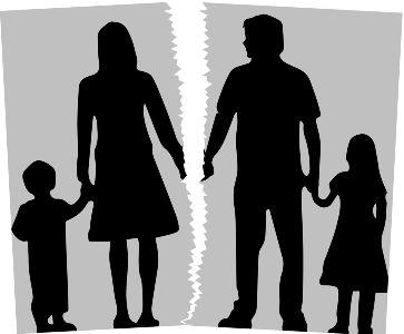 Separación y custodia compartida