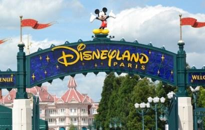 viaje en familia a Disneyland París