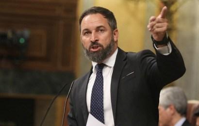 Abascal: 'Esta moción no es una estrategia, es una demostración de que hay oposición'
