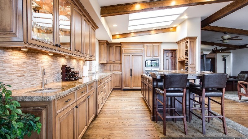 Vanguardia e innovación en muebles y cocinas