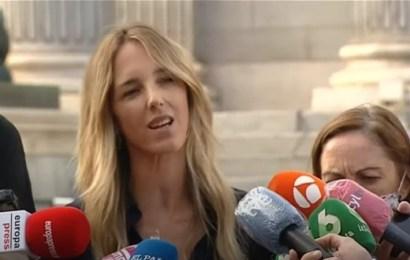 Casado destituye a Álvarez de Toledo acusándola de indisciplina y de socavar 'su autoridad'