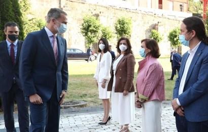"""El PP critica que Sánchez defienda la Monarquía """"con la boca pequeña"""""""