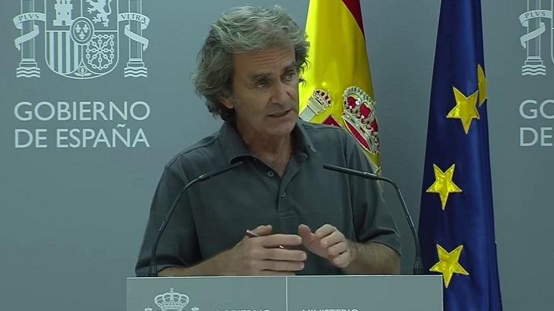 Espana supera los 500.000 contagios