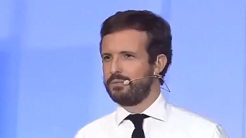 Pablo Casado Bildu