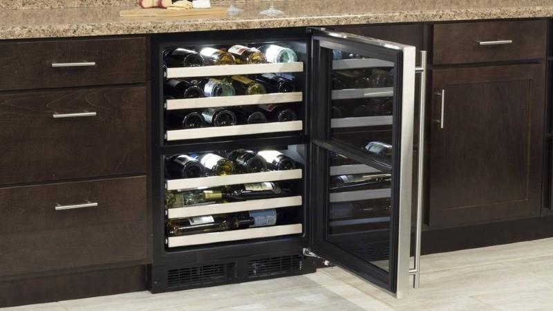 Vinotecas y neveras para vino