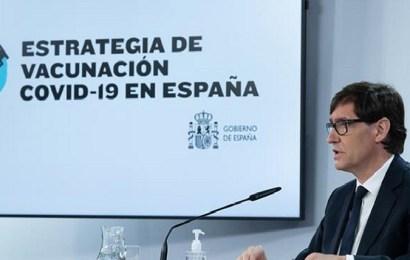 El proceso de vacunación frente a la COVID-19 empezará el día 27 de diciembre en España