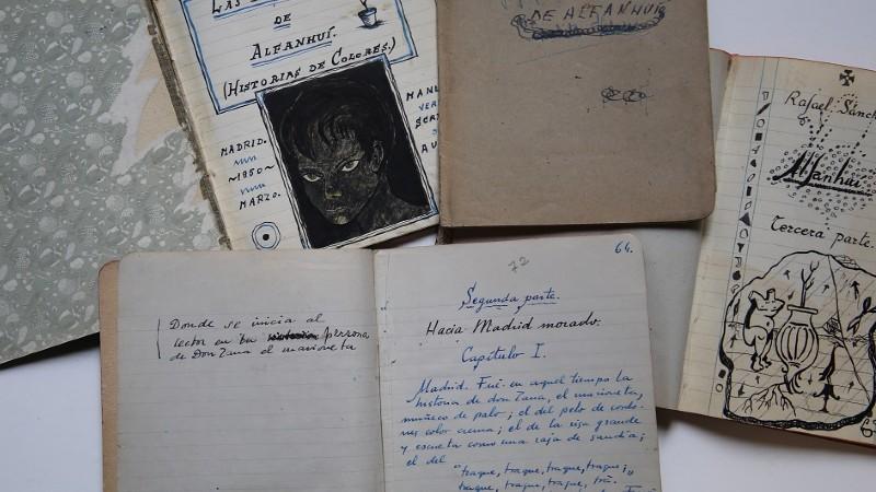 Cuadernos de Alfanhuí de Rafael Sánchez Ferlosio