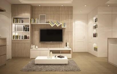 Beneficios de decorar el salón con muebles a medida