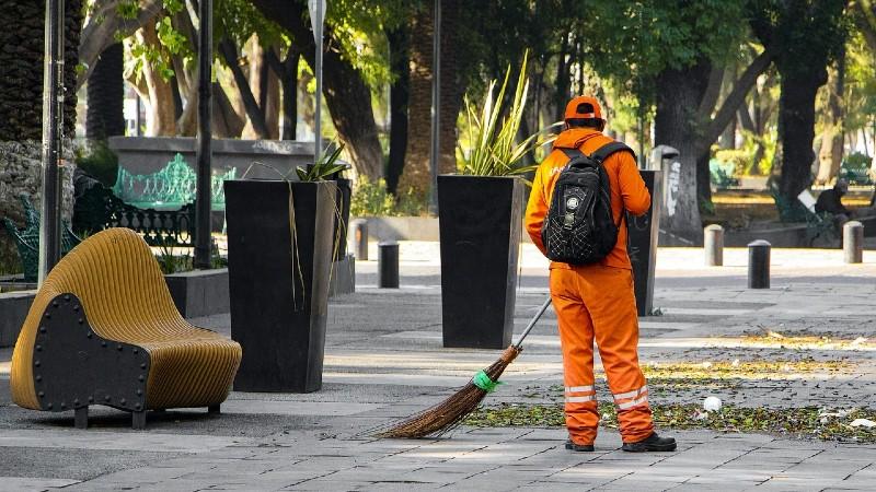 Mantener seguros y limpios los espacios
