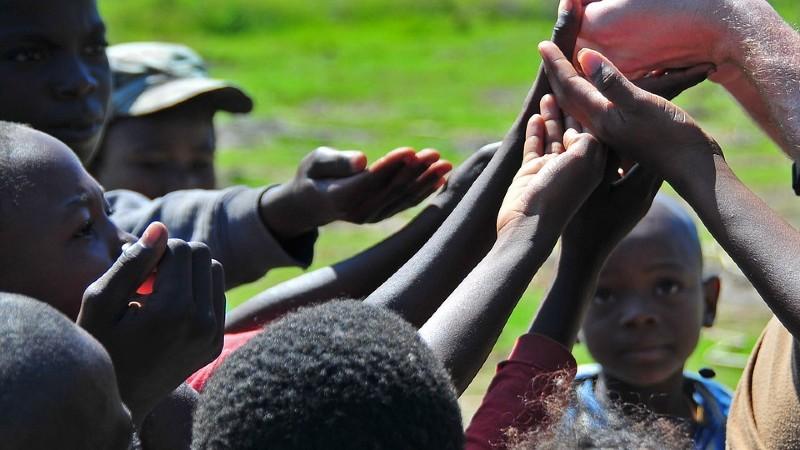 Ayuda internacional para Haití