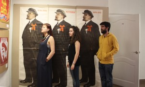 Lenin-Dasha-Irene