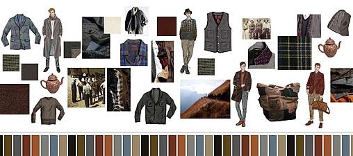 Fashion Trends Autumn/Winter 2011/2012 Men World Remix