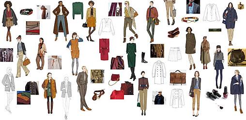 Fashion Trends Autumn/Winter 2011 Women Gold Medallist
