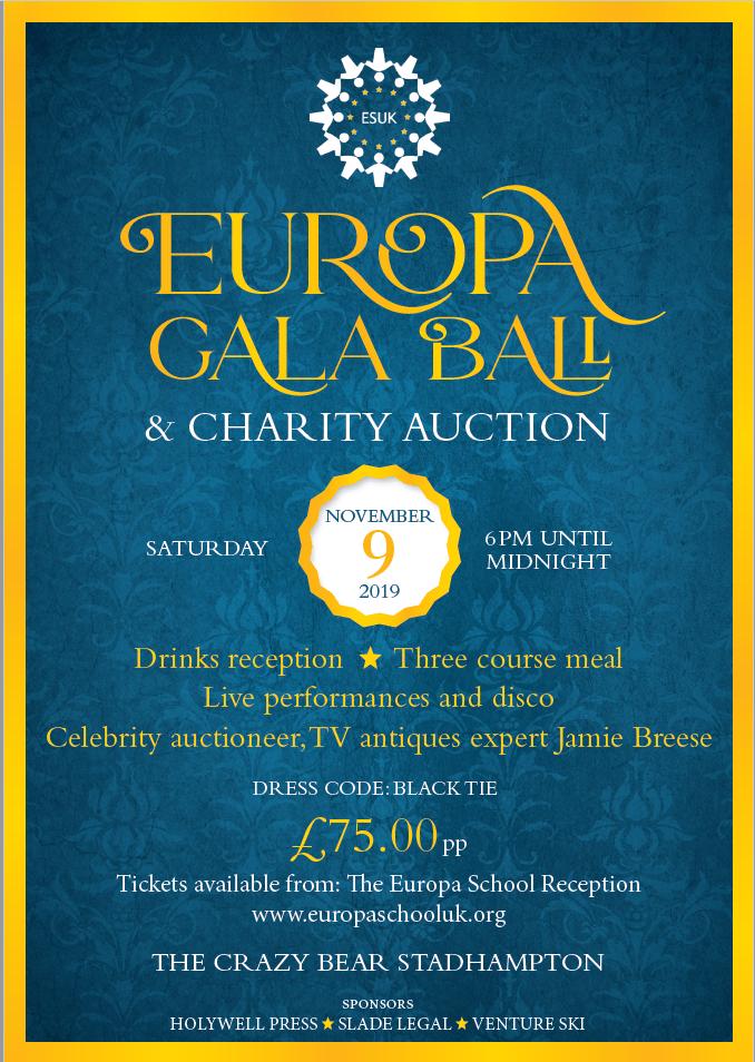 Europa Gala Ball